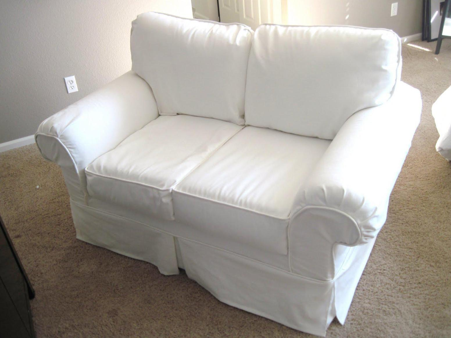 Image of: Slipcovers For Reclining Couches