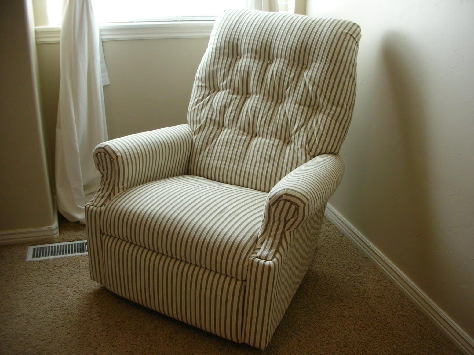 Image of: Slipcovers For Sofa Recliners