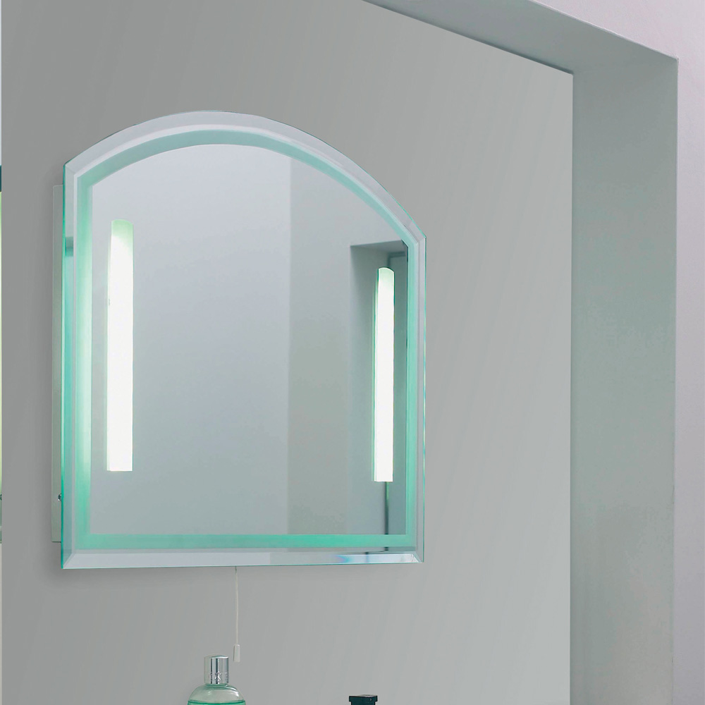 Image of: Small Bathroom Mirrors