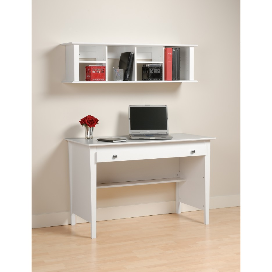 Image of: Small Design Floating Bookcase
