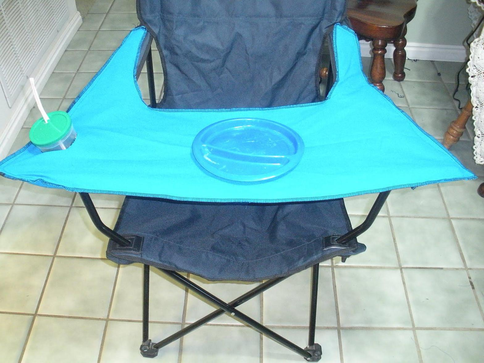Image of: Small Folding Camp Chair