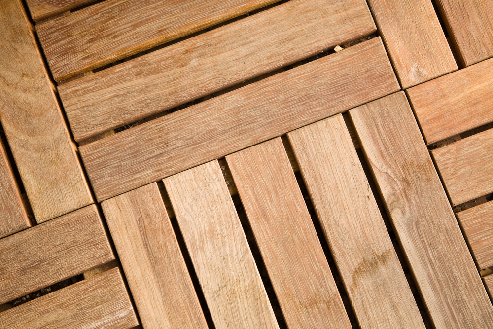 Image of: Snap Deck Tiles Composite