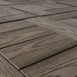 Snap Together Deck Tiles and Interlocking Patio Pavers