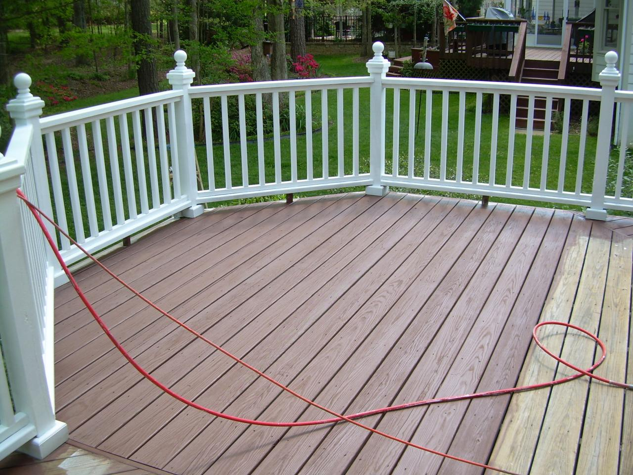 Image of: Solid Deck Stain Ideas