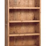 Solid Wood Bookcase Image