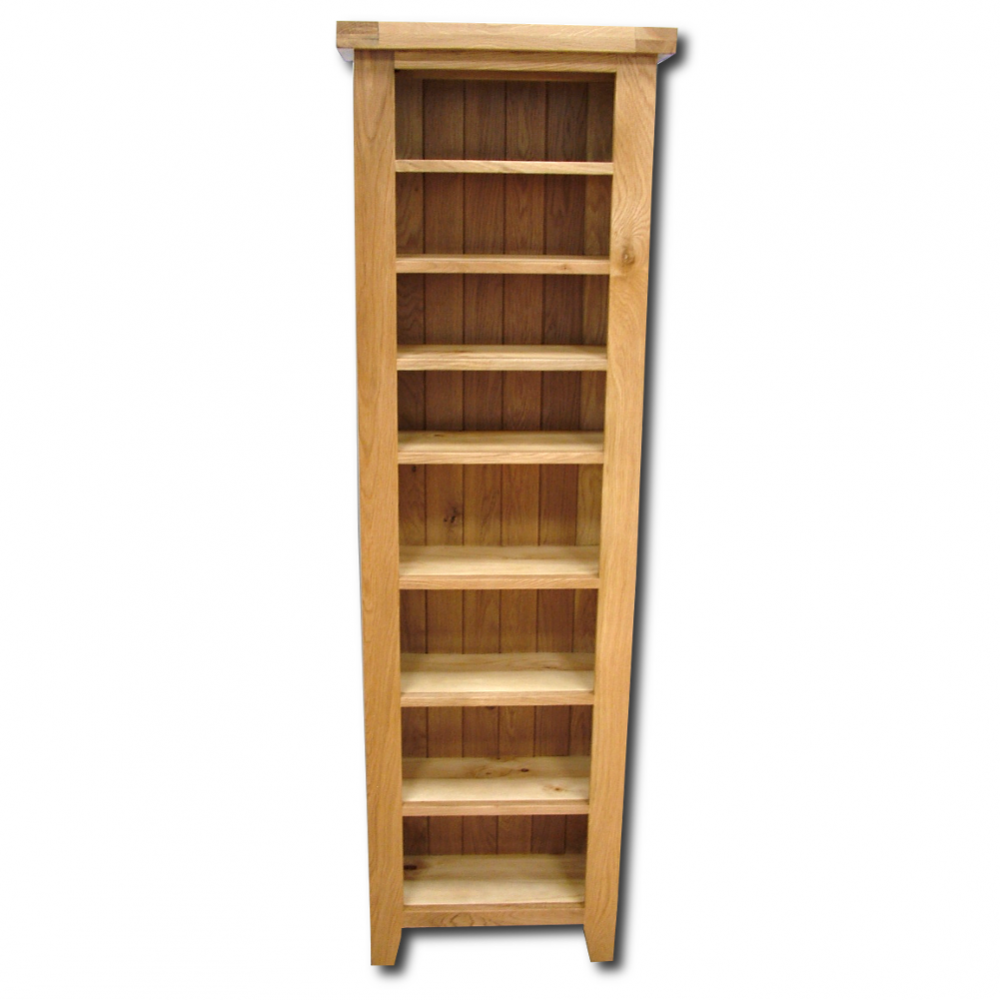 Image of: Solid Wood Bookcase Photo