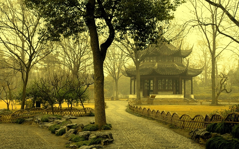 Special Chinese Gazebo