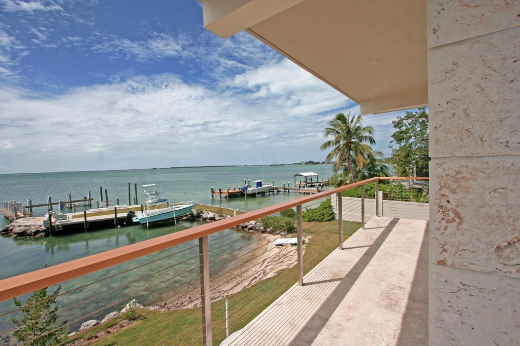 Image of: Stainless Railing System
