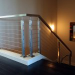 Stainless Steel Deck Railing Indoor