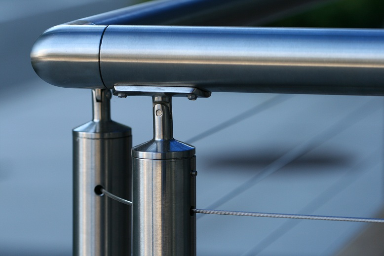 Image of: Stainless Steel Deck Railing Wire