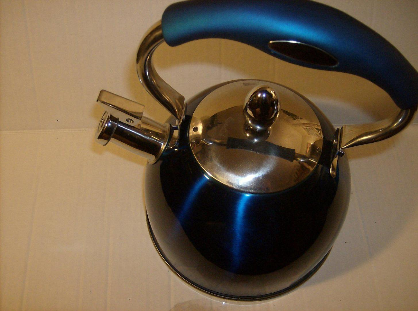 Image of: Stainless Steel Tea Kettle Made In Usa