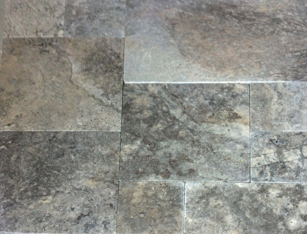 Image of: Stone Deck Tiles Ntural