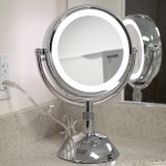 Stylish Lighted Vanity Makeup Mirror