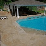 Stylish Resurface Pool Deck