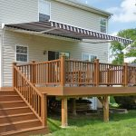 Stylish Retractable Patio Awning