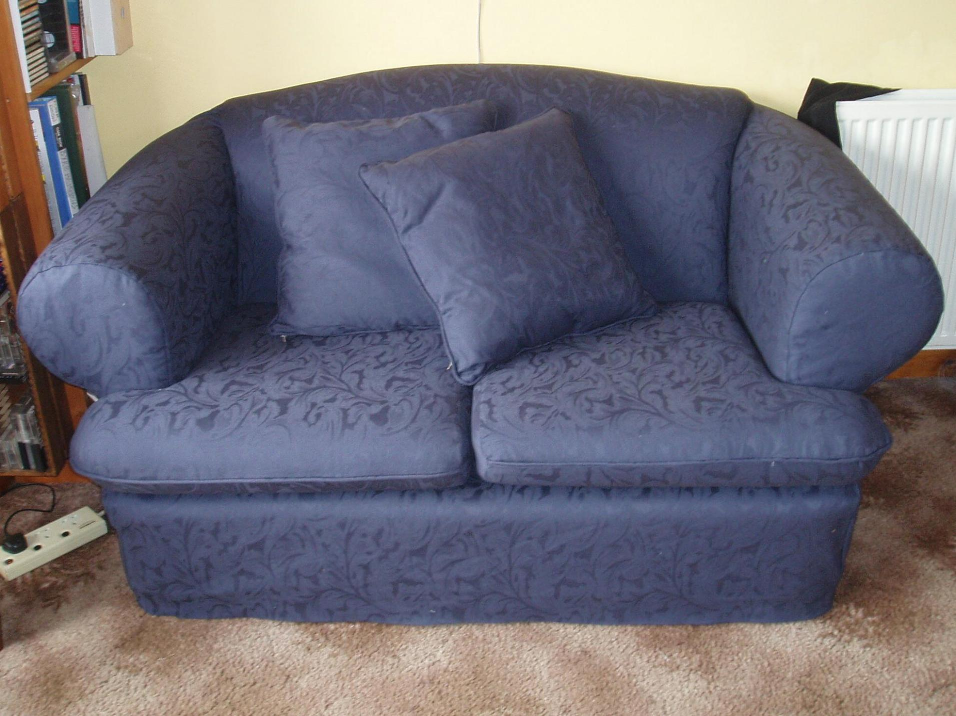 Image of: Sure Fit Loveseat Cover