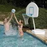 Swimming Pool Basketball Hoop Popular