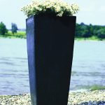 Tall Outdoor Planters Pots