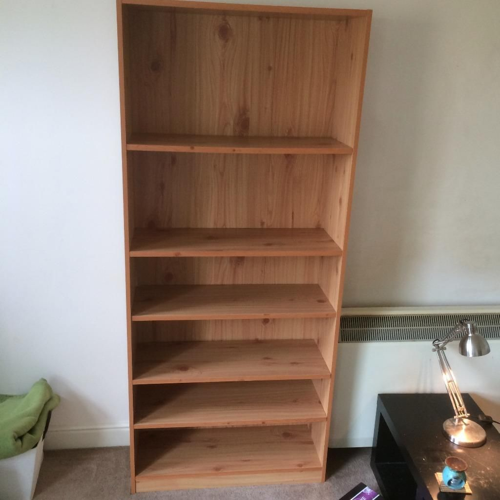 Tall and Deep Bookcase