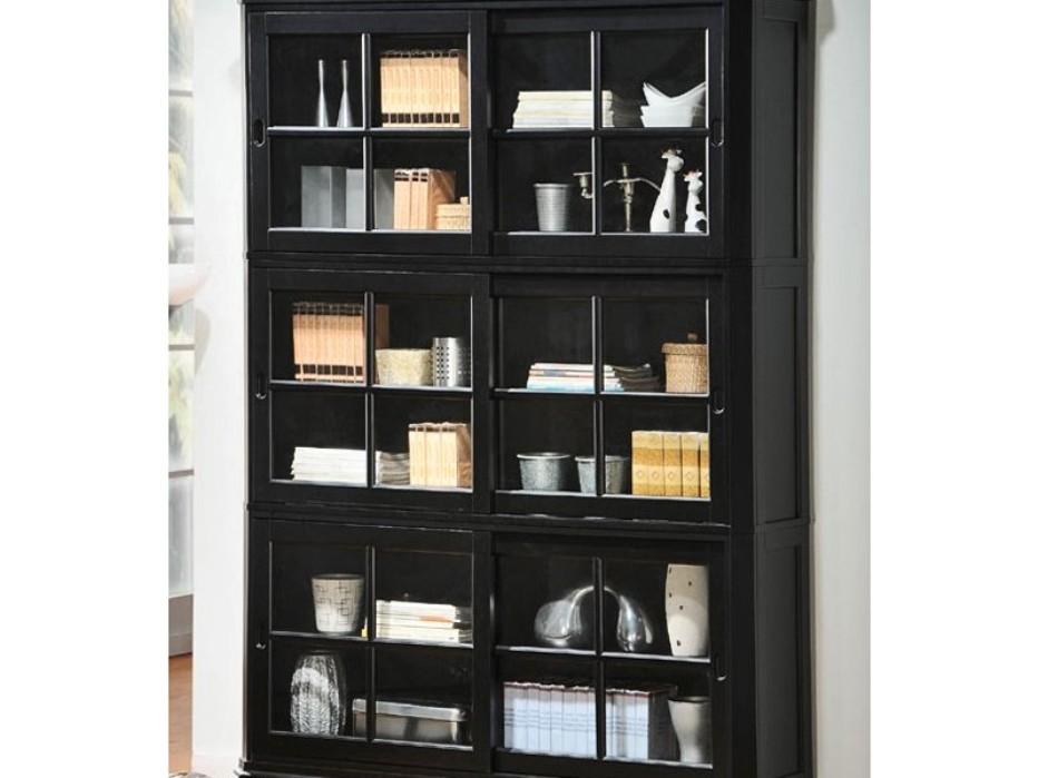 Image of: Tall array bookcase