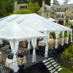 Tents and Canopies Deck