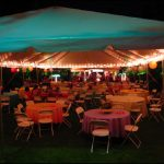 Tents and Canopies Lighting