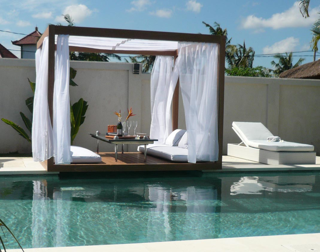 Image of: Tents and Canopies Pool