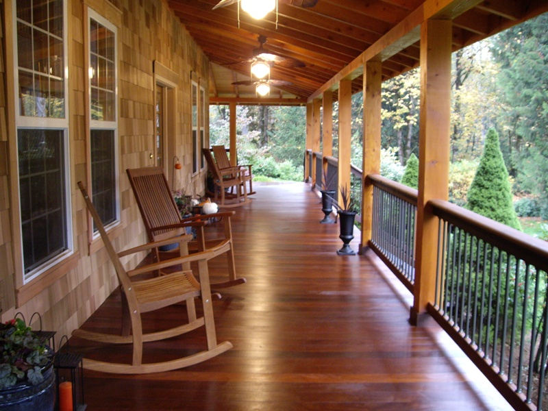 Tongue and Groove Decking Flooring