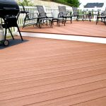 Tongue and Groove Decking Wood