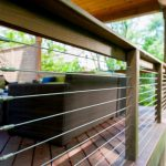 Top Cable Deck Railing