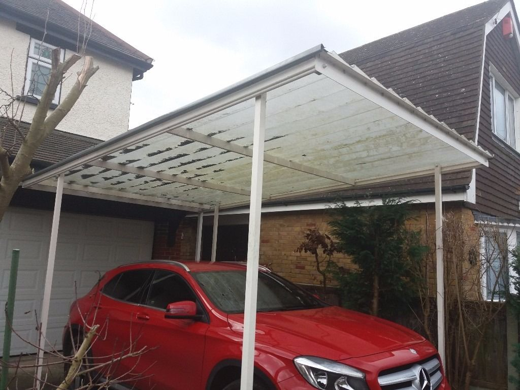 Image of: Top Carport Canopy
