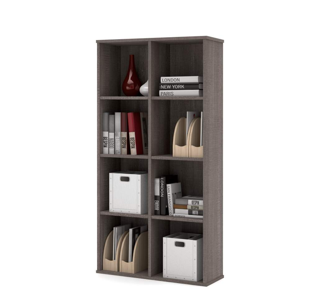 Image of: Top Cubby Bookcase