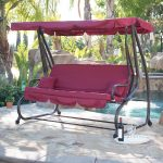 Top Deck Swings with Canopy Design