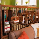 Traditional Bookcase Room Divider