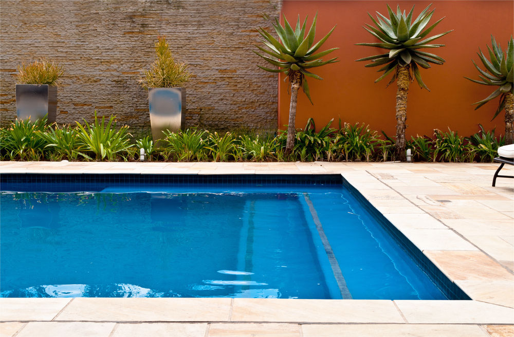 Image of: Tropical Pools Design Photos
