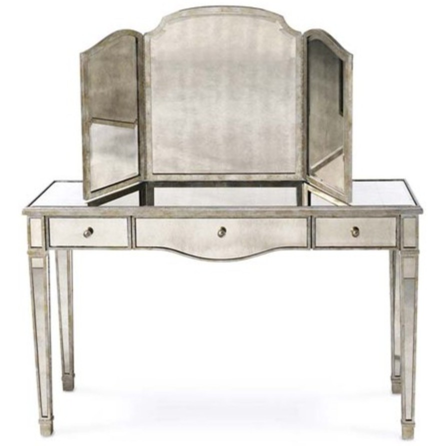 Image of: Vanity Dresser with Mirror Classic