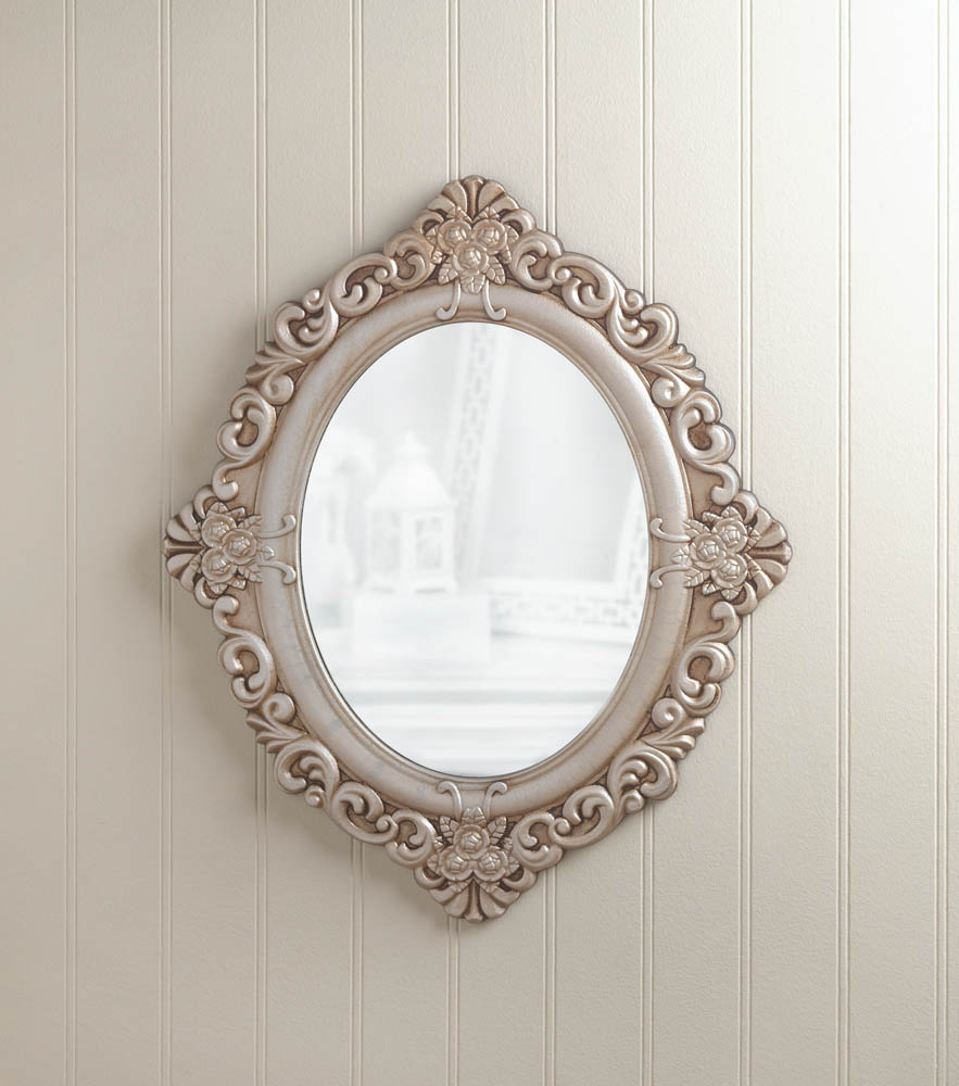 Image of: Vintage Wall Mirrors Designs