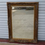 Vintage Wall Mirrors Paint