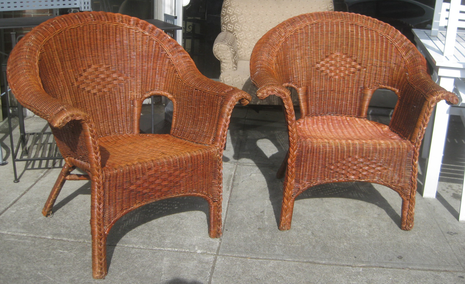 Wicker Patio Chair Ideas