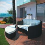 Wonderful Patio Daybed