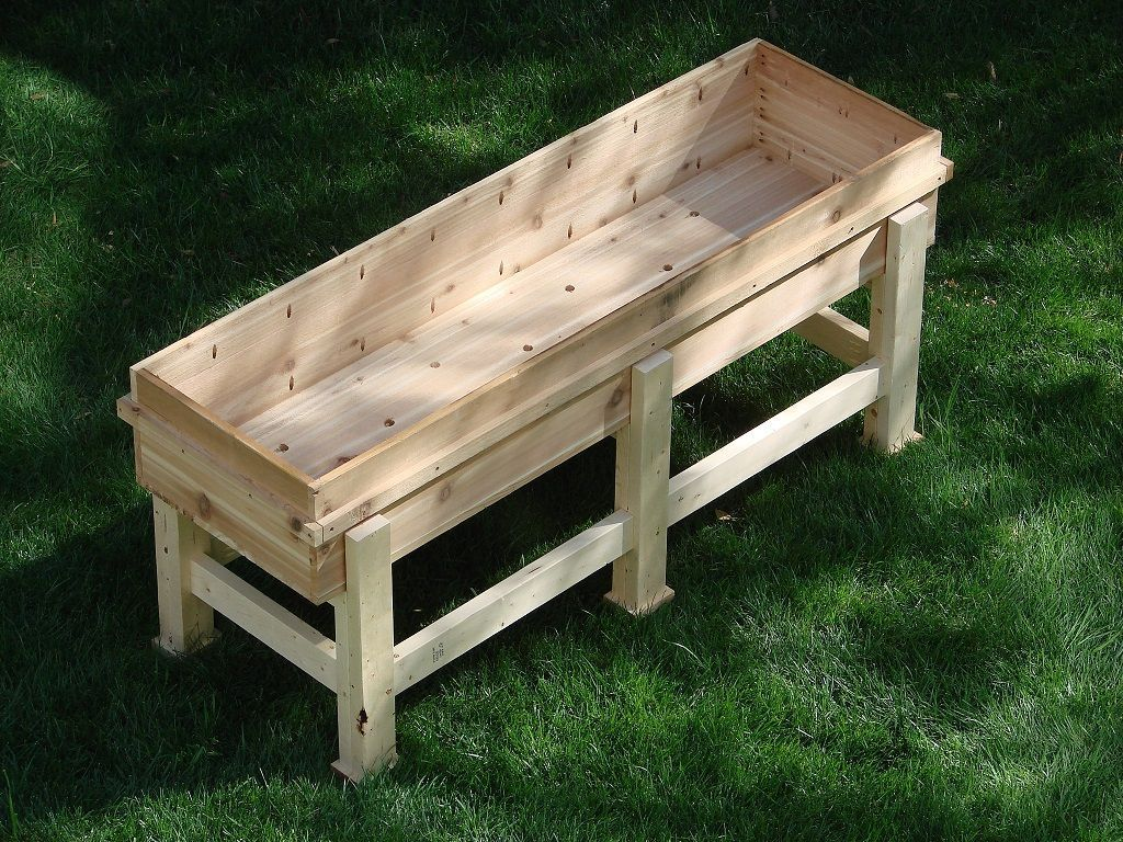 Image of: Wooden Deck Cooler DIY