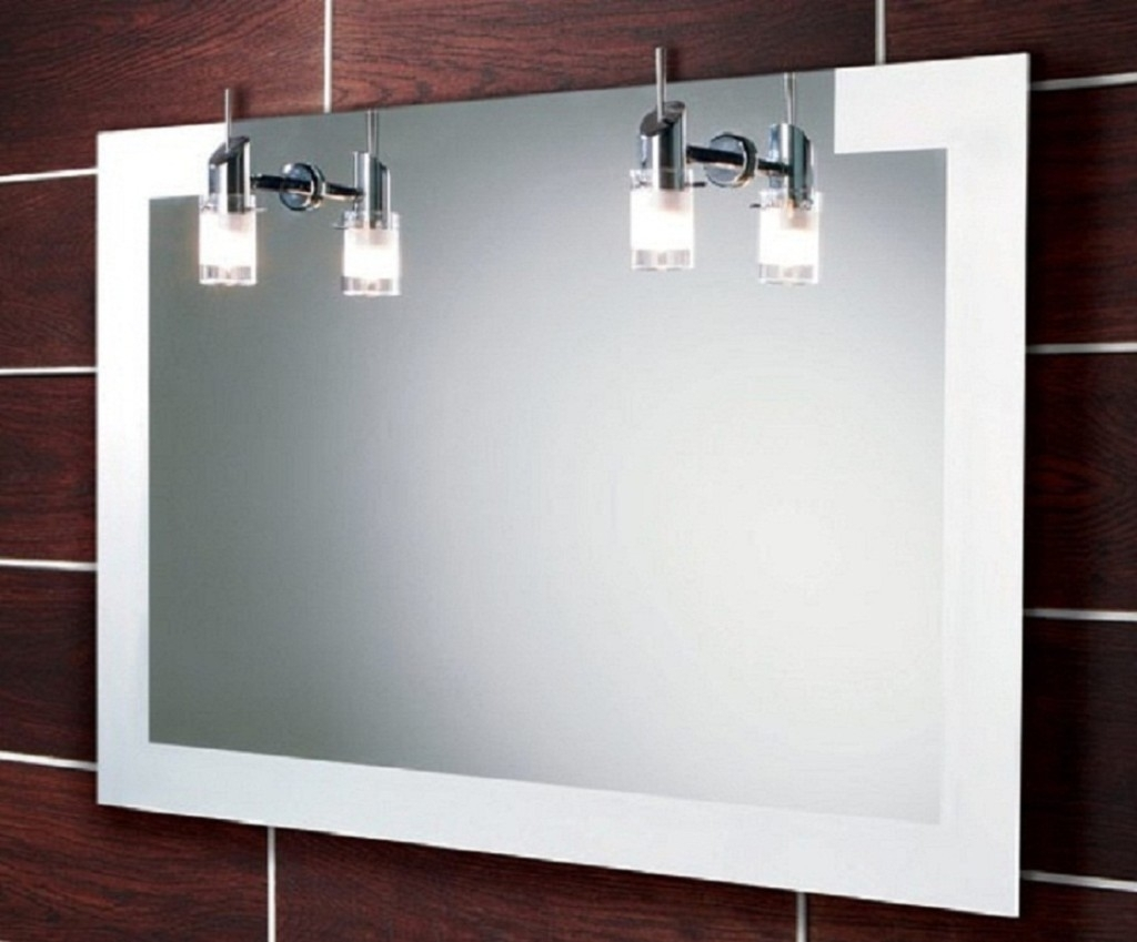 Image of: Amazing Bathroom Mirrors