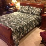 army Camouflage bedding queen