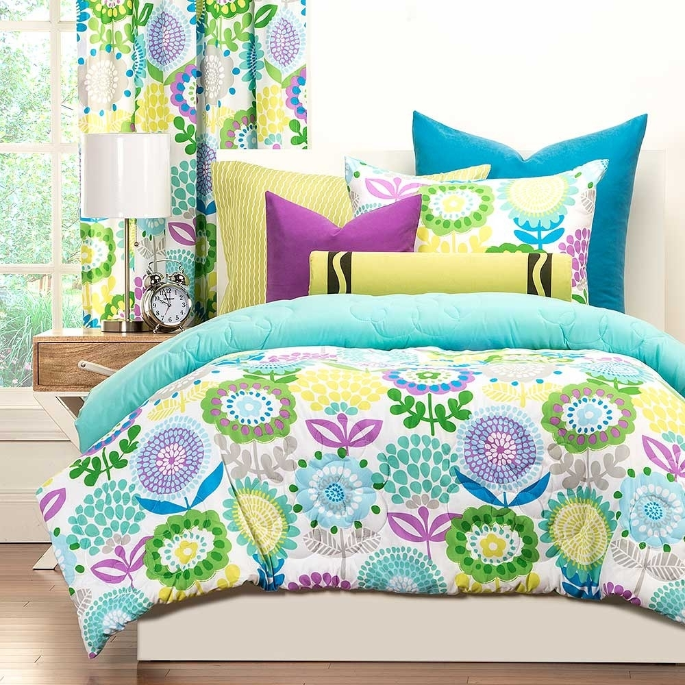 Bedroom Luxury Pattern Bedding Design With