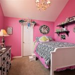 girl Zebra bedroom ideas pendant lamps