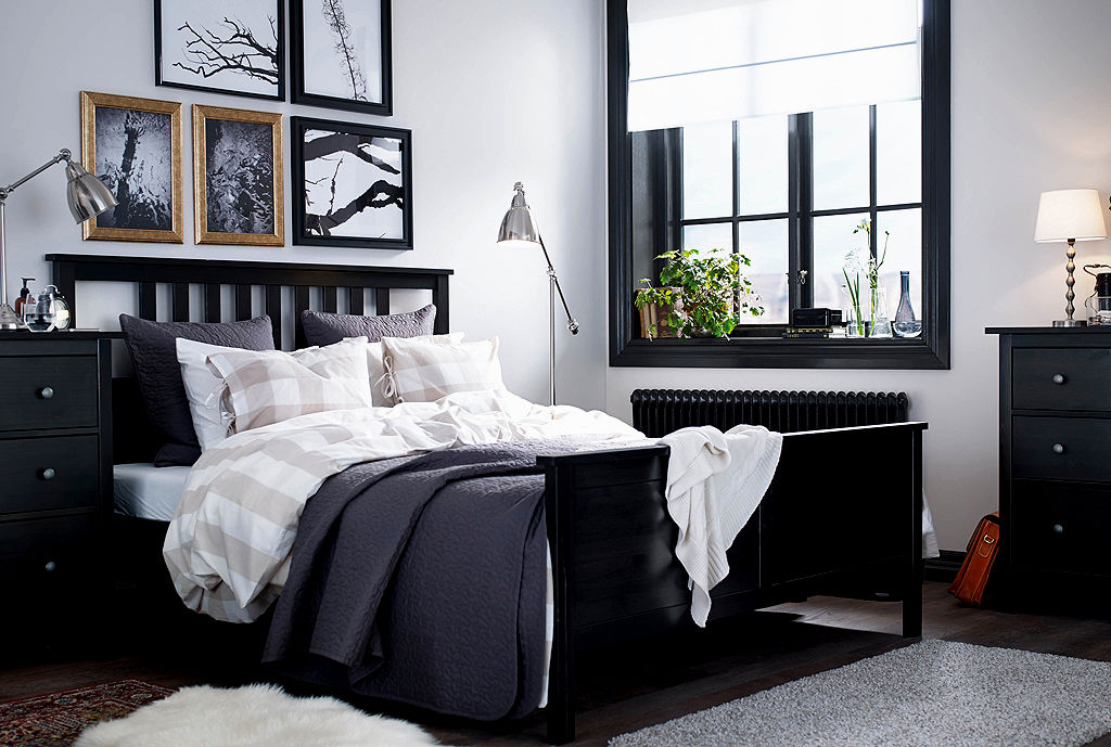 Image of: Storage IKEA Bedroom Sets King