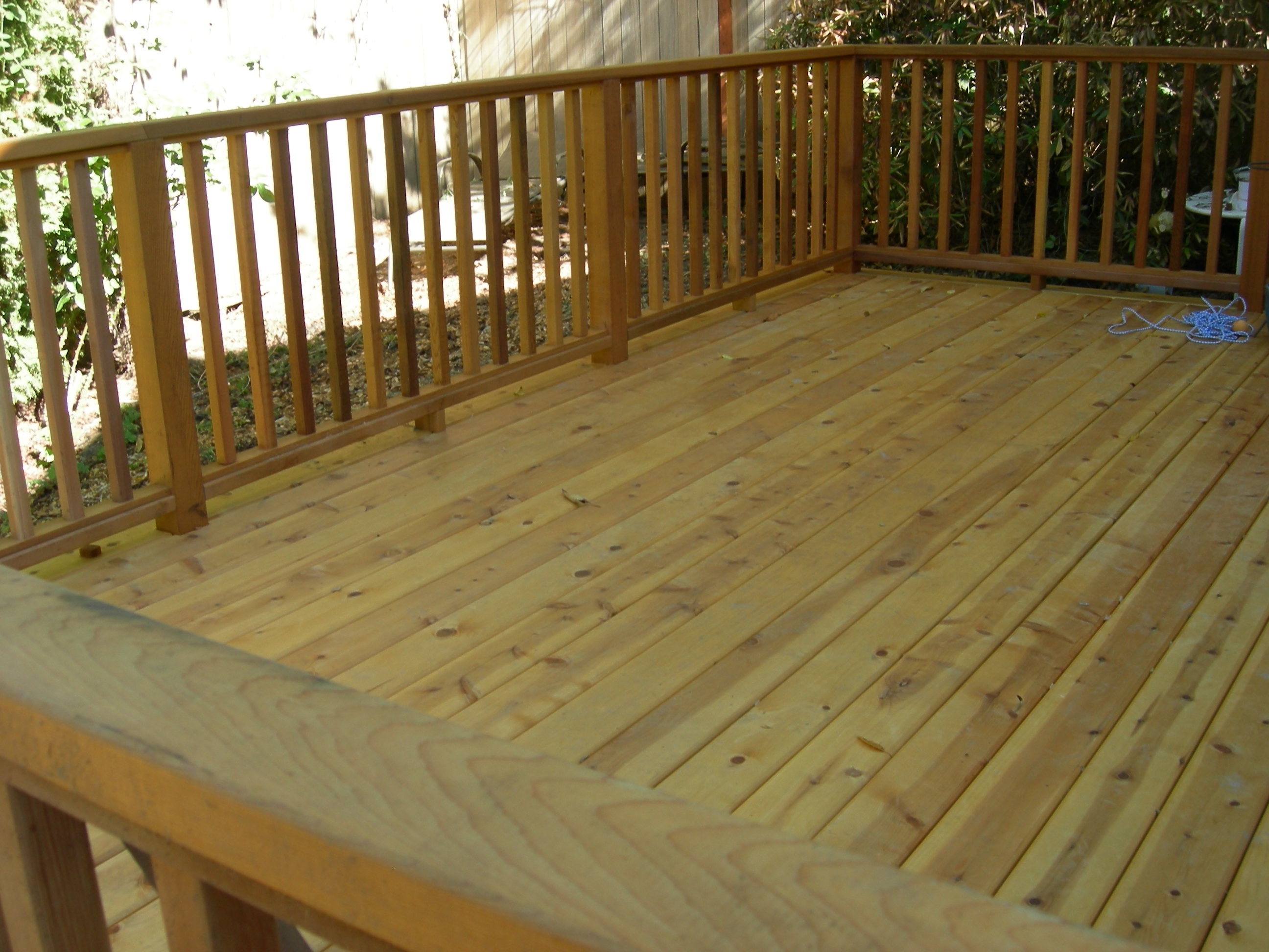 Image of: Beautiful Tongue And Groove Decking