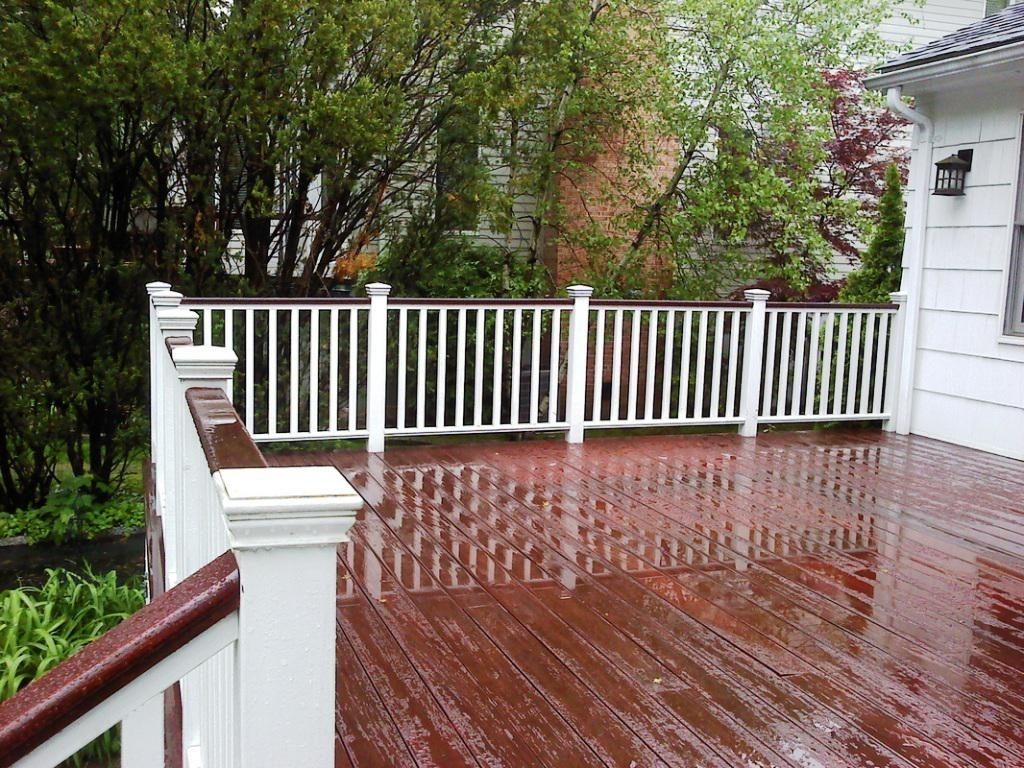 Image of: Best Tongue And Groove Decking