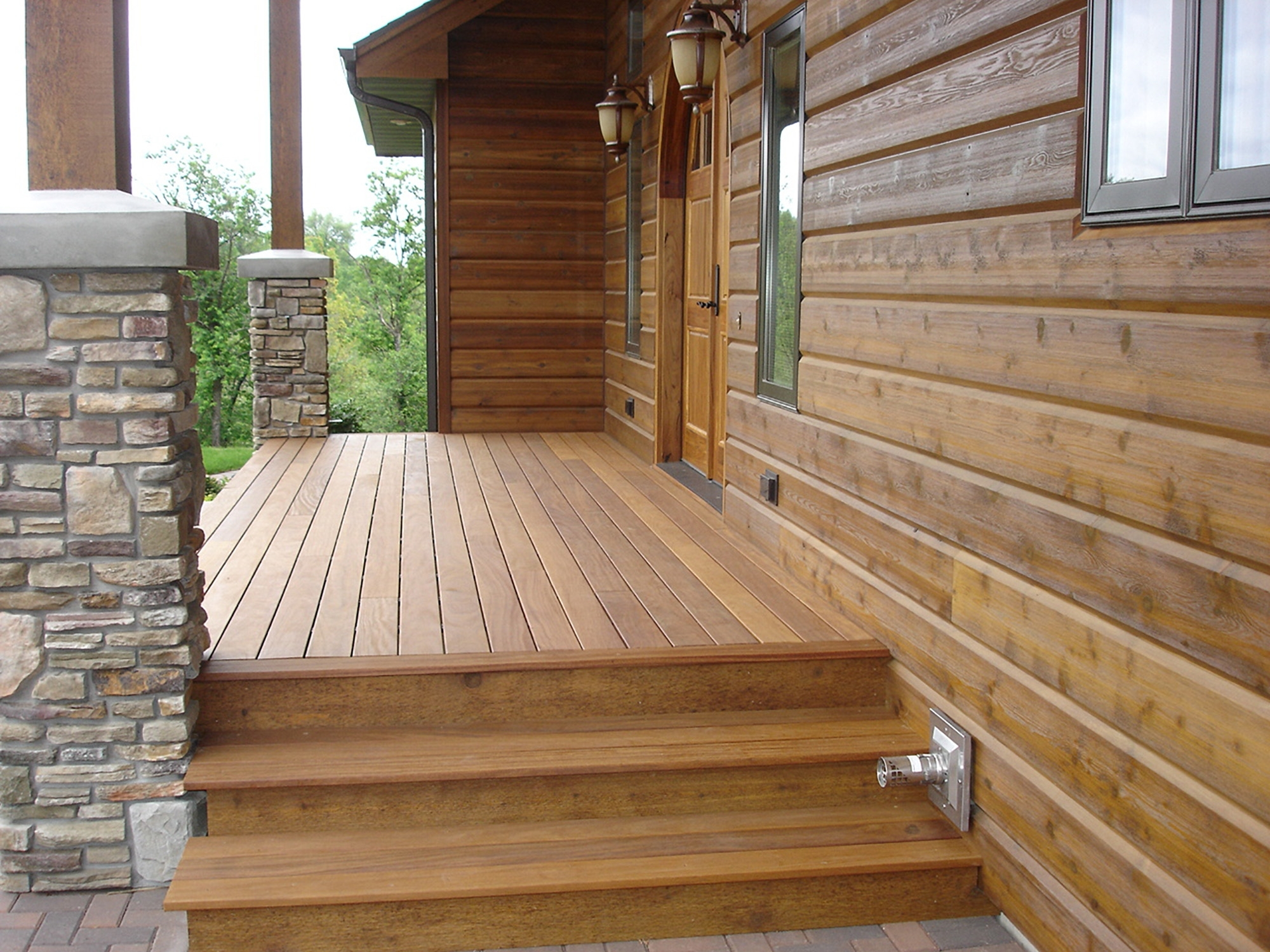 Last Tongue And Groove Decking