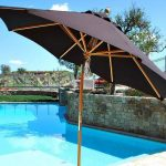 Black Canopy Tent With Sides